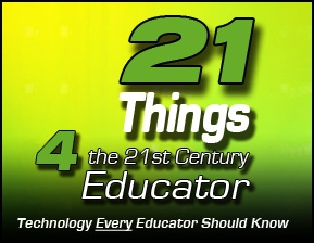 21 Things4Teachers